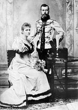 Nicholas and Alexandra of Russia