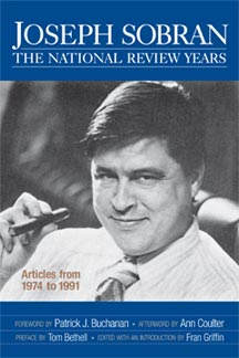 Joseph Sobran: The National Review Years
