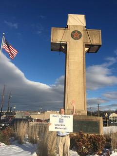 veteran cross
